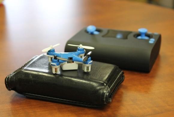 Mini drone é sucesso na Web