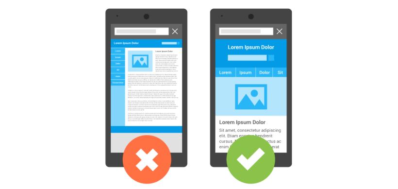 Google anunciou: sites não adaptados aos smartphones perdem relevância nas buscas.