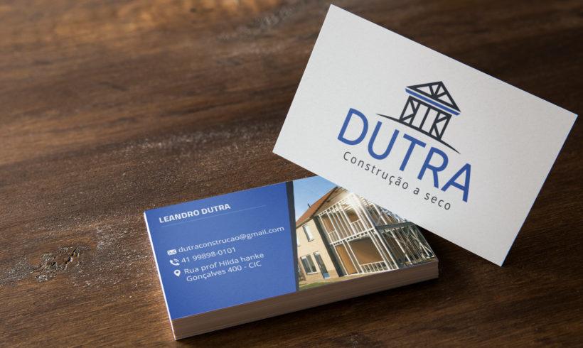 Criação de Logotipo Dutra Construção