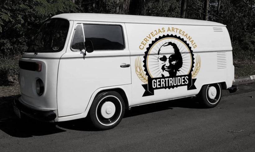 Criação de Logotipo Gertrudes Cervejas Artesanais