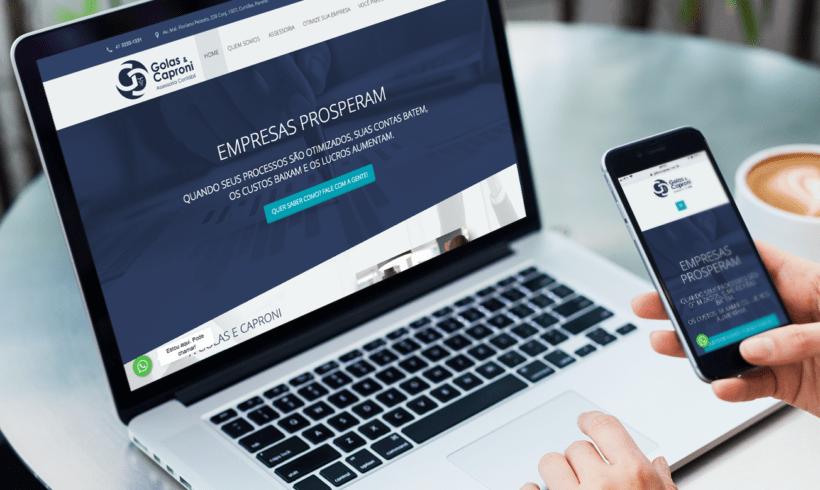 Por que ter um site é importante para o sucesso do seu negócio? 4 motivos