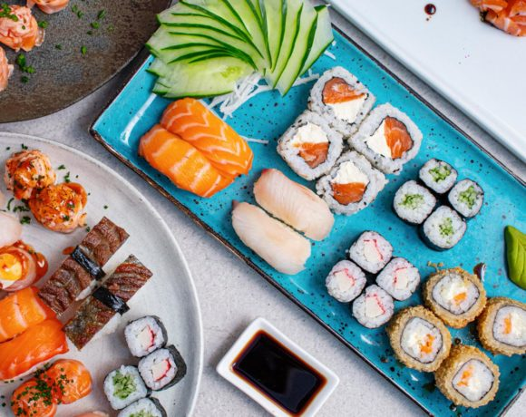 Gami Gami Sushi – Social Media