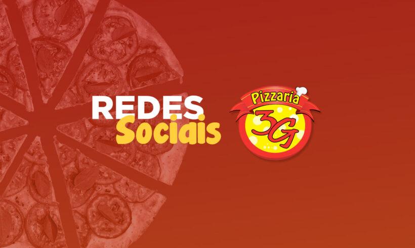 Social Media – Pizzaria 3G